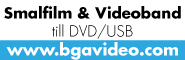 Overforing av videoband & smalfilm till DVD/USB